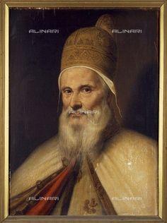 Portrait of doge Marcantonio Memmo (Venice, 1536-1615)
