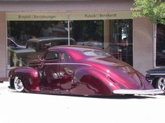 Click for the best vintage cars hot rods and kustoms Car Tv Shows, Lead Sled, Sweet Cars, Car Painting, Street Rods, Vintage Cars, Vintage Stuff, Kustom, Car Photos