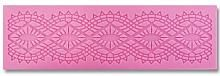Diamonds Edible Lace Silicone Mat - $18