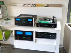Mcintosh products available at Audio Visual Solutions Group 9340 W. Sahara Avenue, Suite 100, Las Vegas, NV 89117. The only McIntosh/Sonus Faber/Pryma Platinum Dealer in Las Vegas, Nevada. Call us @ (702) 875-5561 for pricing and availability.