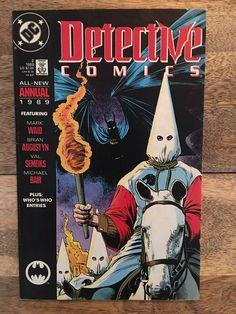 DETECTIVE COMICS Annual #2 (1989)  #dccomics  via @d_a_salas