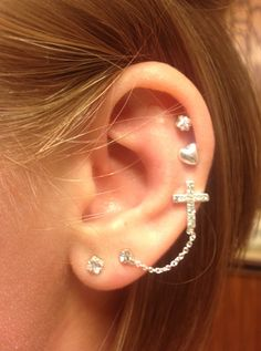 These are the kind of piercings I want