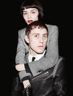 JACK & EMMA have been a couple for 1 year www.thekooples.com