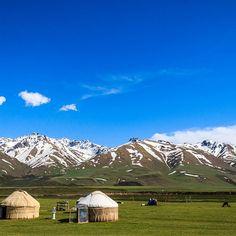 Suusamyr valley, Wonderful valley #kyrgyzstan #nature