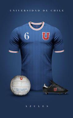 73274987dd Designer lança camisetas retrôs de principais times do mundo. Cruzeiro  Esporte ClubeCamisas FutebolUniformes ...