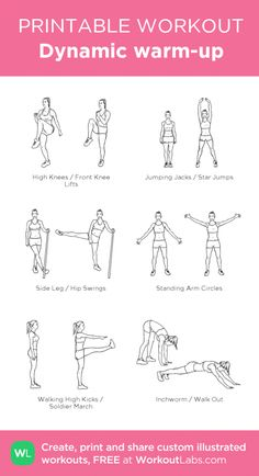 stretches  dynamic stretches for the running  running