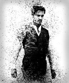 JCD II : Johnny Depp - edit © 2014 - Transcendance • Will Caster