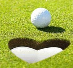 Hole of Love #golfingladyonline.co.uk