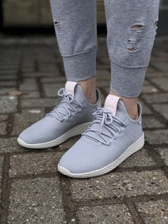 lowest price aec3c 6909d Spring 2018 Collection Womens Adidas Pharrell Williams Tennis HU