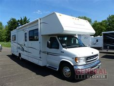 Used 1998 Forest River RV Sunseeker 30 Motor Home Class C at General RV | North…