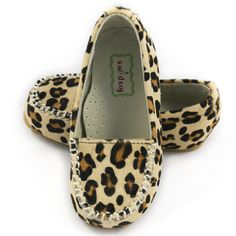 Ava Loafers Leopard