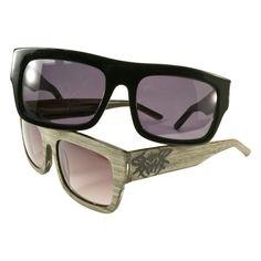 0f98a8138 Black Flys Boss Fly Sunglasses Shiny Black Handmade Frame Smoke 100% UV Lens  #BlackFlys