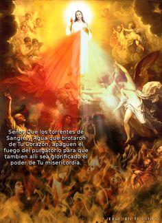3 Hail Marys: purgatorio