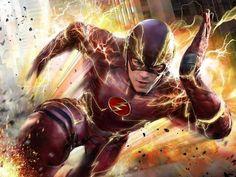 Obtuve:Flash! ¿Qué superhéroe eres?