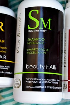 Beauty Hair By Villa Borghini, si grazie! Review