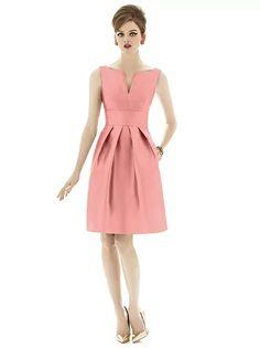 Alfred Sung Style D654 http://www.dessy.com/dresses/bridesmaid/d654/#.Vq_Yn1OLTR0