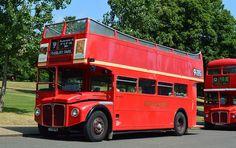 Routemaster, London Bus, London Transport, Coaches, Buses, Transportation, Train, Photos, Trainers
