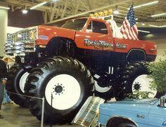 Toyota Trucks, Dodge Trucks, Lifted Trucks, Big Trucks, Pickup Trucks, Monster Truck Show, Big Monster Trucks, Monster Jam, Dodge Pickup