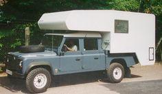ORMOCAR Overland Camper