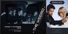 Hoy Viernes, 22:00:  THE WEEIRD en concierto + Djs TROLICS (aka Ale de la Guardia & Ale Fariña)