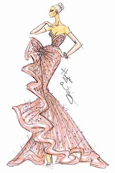 Oscars 2013 Couture by Hayden Williams