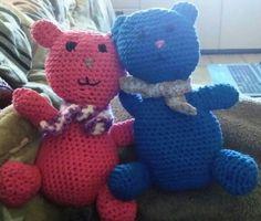 Ik zag twee beren ....