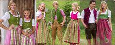 German, Oktoberfest dirndls, lederhosen, accessories available ...