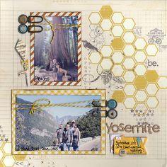 Yosemite 2011 - Scrapbook.com
