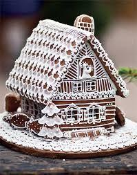 Casetta di Pan di zenzero Gingerbread House Pernikova chaloupka