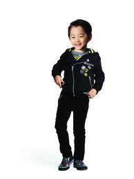 Love this jacket on Toshi ^.^ - Harajuku Mini for Target