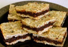 Sweets: Healthy Fig Newton