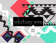 Whitney Eve Fall 2011 Look Book