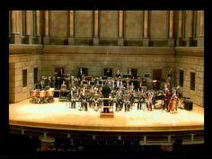Eastman Wind Ensemble  Maslanka's Symphony No. 8, mvt. 1