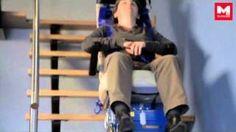 NMBS helpt rolstoelgebruikers door 'trappenklimmers' te kopen (video)  Omdat het te duur is om liften in alle stations te bouwen, heeft de NMBS besloten om 23 trappenklimmers aan te schaffen. Zo kunnen rolstoelgebruikers alsnog in de stations binnen geraken.