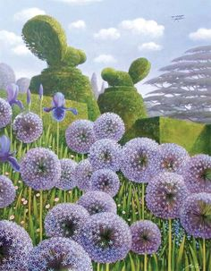 Alan Parry - Hidcote Themes II