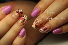 (52) Одноклассники Confetti Nails, Paws And Claws, Nail Tutorials, Christmas Nails, Beauty Nails, Fun Nails, Manicure, Finger, Nail Designs