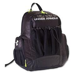 8188f1659b Under Armour Striker Soccer Backpack Black Size One Size ... https