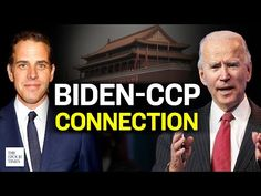Senate Report Reconfirms Biden Family Deal with the CCP | Epoch News | China Insider - YouTube
