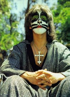 Peter Criss of KISS                                                                                                                                                      More