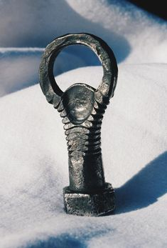 This old bolt has been hand forged into a one of a kind bottle opener. Very comfortable in the hand. The bolt head has been hand sanded to 5000 and then buffed. Blacksmith Projects, Welding Projects, Miss Smith, Black Smith, Blacksmithing Ideas, Bottle Openers, Leaf Pendant, Beautiful Birds, Can Opener