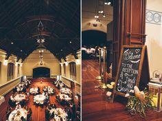 perth town hall wedding reception