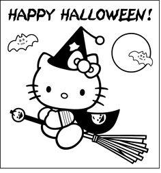 Hello Kitty Halloween