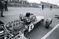 Jim Clark - Lotus, 1967.