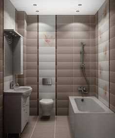 Bathroom: Bathroom Designs For Small Spaces You Need To Know Your Budget Before Choosing Your Enchanting Bathroom Design 20