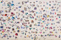 From Above Jorge De La Torriente All these images were taken from a helicopter over Miami Beach, FL. This series examines how a change in perspective can bring a new way to see common scenes.