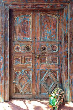 Door in Sedona | by Elizabeth Budd
