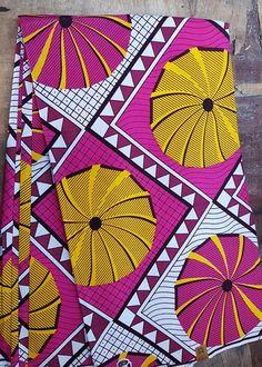 African Print / pagne / Wax Print / africain tissu / Bright tissu / Bright…