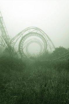 Parque de Diversões Nara Dreamland - Japão.
