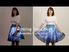 Twinkling Stars Skir