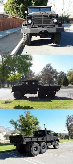 Custom Trucks For Sale, Military Vehicles For Sale, Cummins, Monster Trucks
